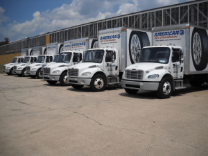 Commercial Fleet Wraps & Graphics fleet wrap 300x225
