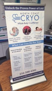 Retractable Banners tabletop retractable banner sign 173x300